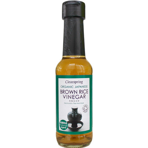 Organic Brown Rice Vinegar (150ml)