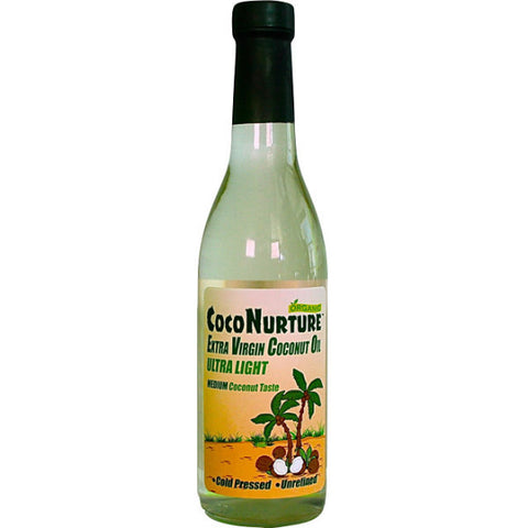 CocoNurture Virgin Coconut Oil Ultra Light (375ml)