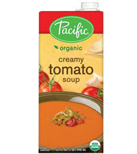 Pacific Foods Organic Creamy Tomato Soup 946ml