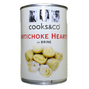 Artichoke Hearts in Brine (390g)