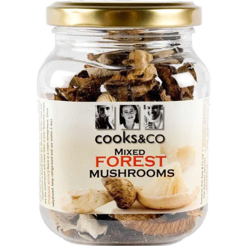 Mixed Forest Mushrooms (40g)