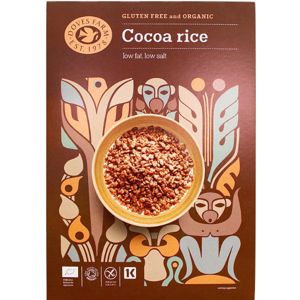 Cocoa Rice Breakfast Cereal (375g)