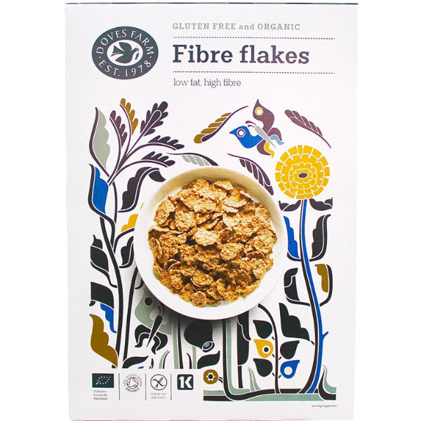 Fibre Flakes Breakfast Cereal (300g)