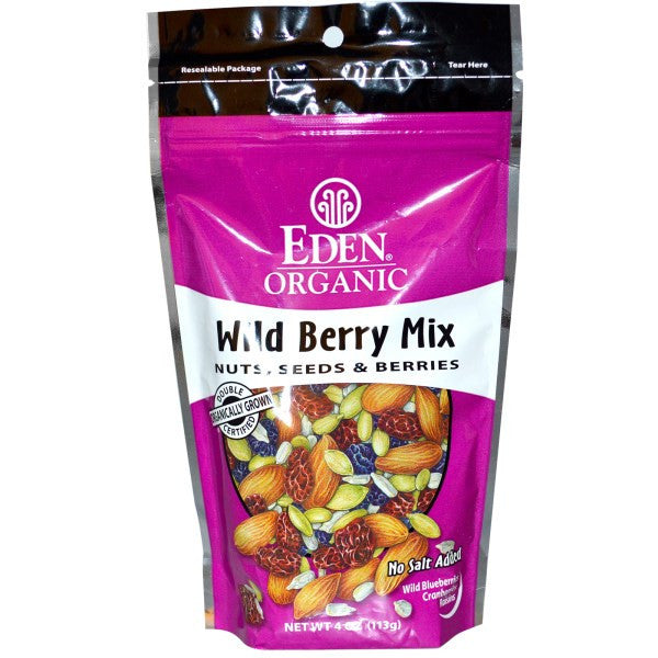 Wild Berry Mix Organic (113g)