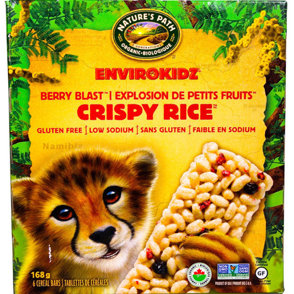 Cheetah Berry Blast™ Crispy Rice Bars (6 packs)