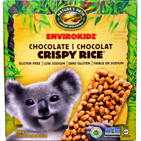 Koala Chocolate Crispy Rice Bars (6 packs)