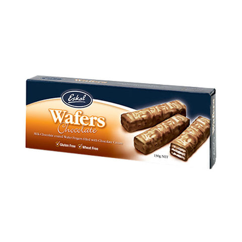Choc Coated Wafers (130g)