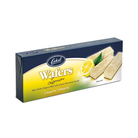 Lemon Wafers (200g)