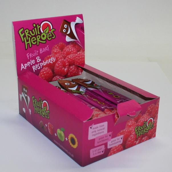 Apple Raspberry Fruit Bar (20g)