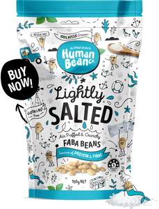 Faba Beans - Lightly Salted (150g)