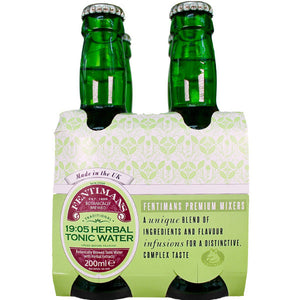 1905 Herbal Tonic Water (4 x 200ml)