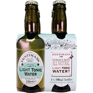 Tonic Water Light (4 x 200ml)
