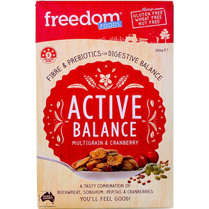 Active Balance Multigrain & Cranberry (350g)