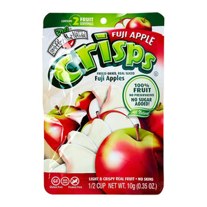 Fuji Apple Crisps (10g)