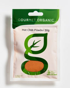 Gourmet Organic Chilli Hot Powder (30g)
