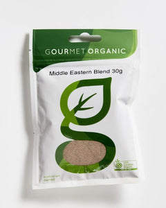 Gourmet Organic Middle Eastern Blend (30g)