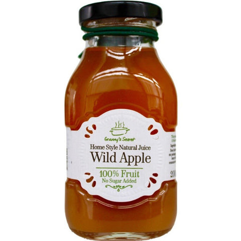 Wild Apple Juice (200ml)