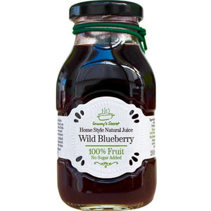 Wild Blueberry Juice 200ml