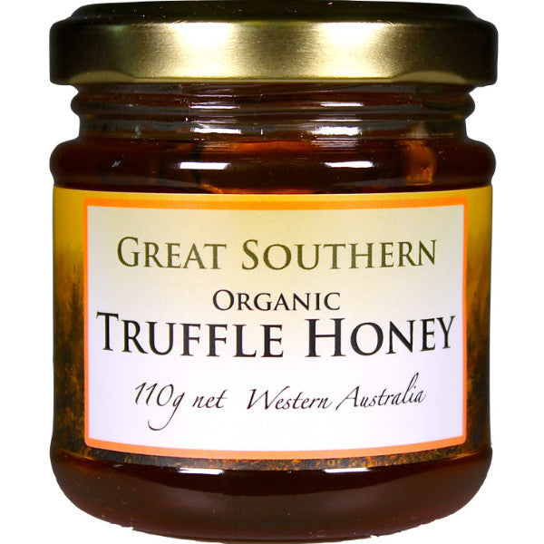 Organic Truffle Honey (110g)