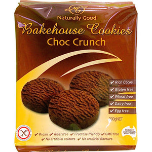 Bakehouse Cookies Choc Crunch (200g)