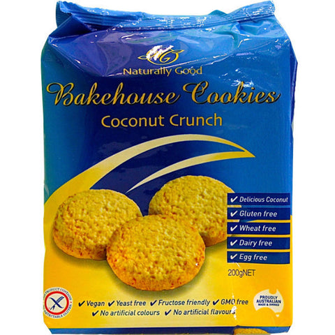 Bakehouse Cookies Coconut Crunch (200g)
