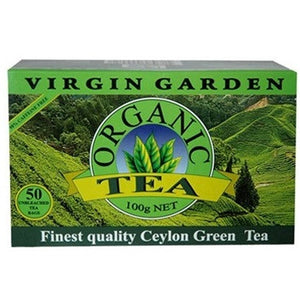Organic Green Tea Bags (Box 50's)