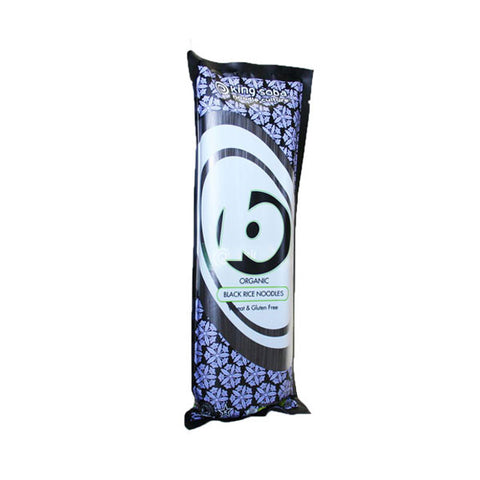 Organic Black Rice Noodles (250g)