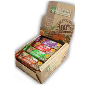 Mixed Nut Bars - Pecan and Pistacho (45g)