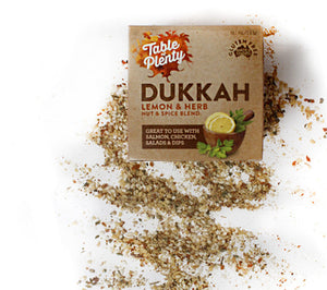 Lemon & Herb Dukkah (45g)
