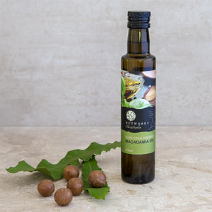 Nutworks Cold Pressed Macadamia Oil