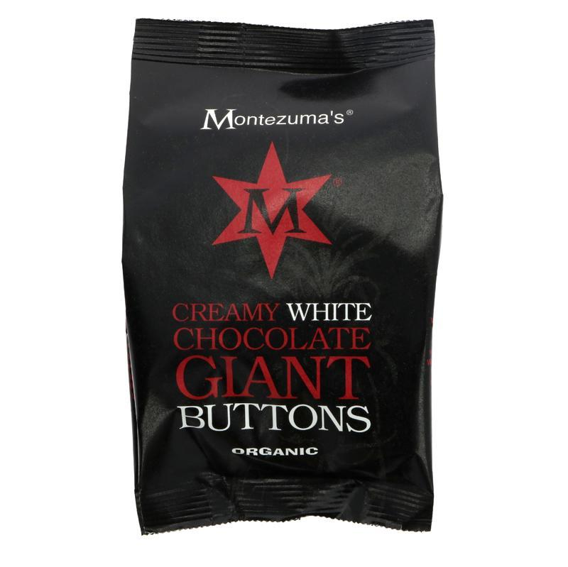 White Chocolate Giant Buttons (180g)