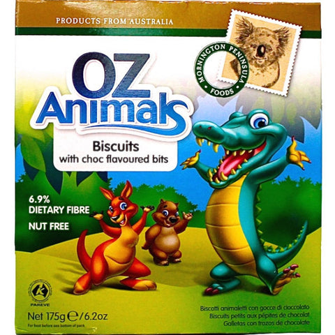 Oz Animals Choc Bits (175g)