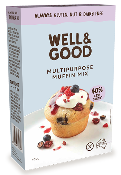 Multipurpose Muffin Mix (400g)