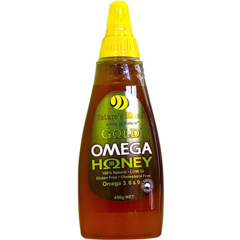 Nature's Blend Omega Honey (450g)