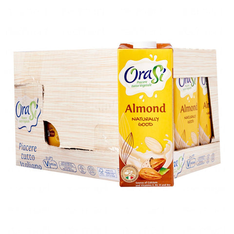 Almond Drink - Carton (12 x 1L)