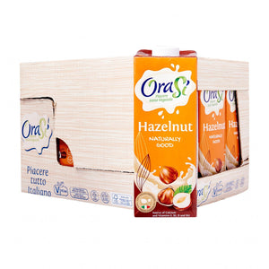Hazelnut Drink - Carton (12 x 1L)