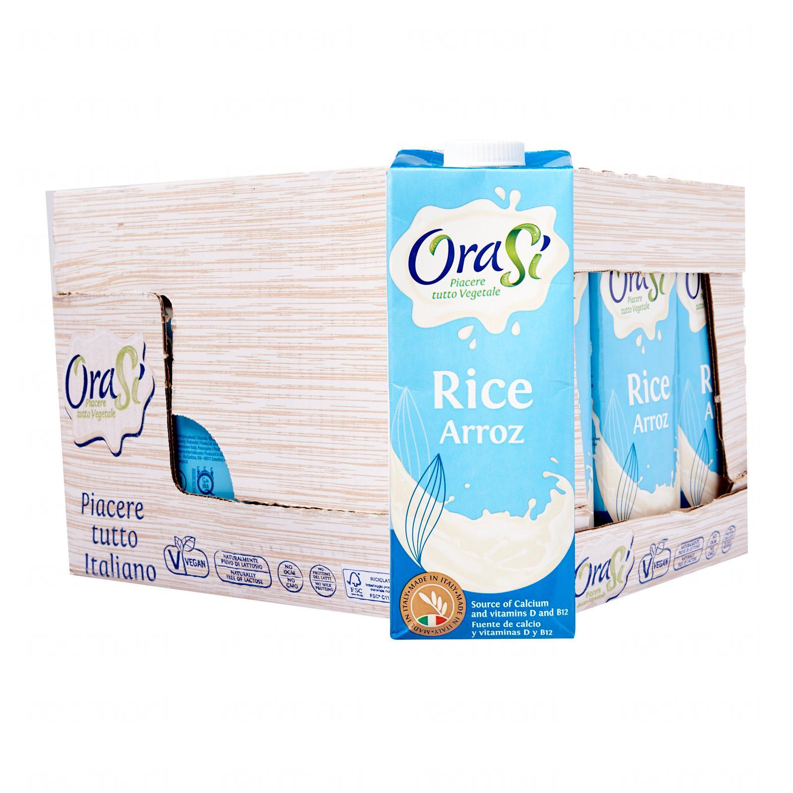 Rice Drink - Carton (12 x 1L)