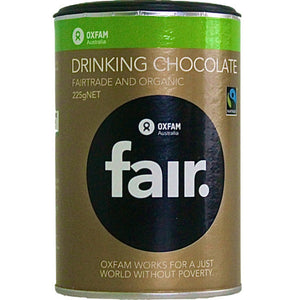 Organic Drinking Chocolate (225g)