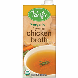 Organic Free Range Chicken Broth (948ml)