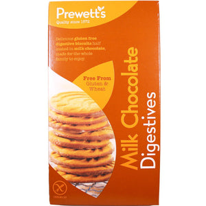 Milk Chocolate Digestives (155g)