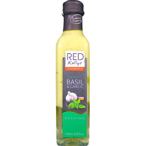 Red Kellys Tasmania Basil & Garlic (250ml)