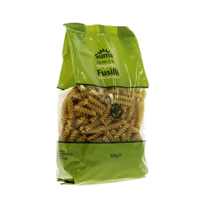 Organic Brown Rice Fusilli (500g)
