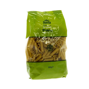 Organic Brown Rice Penne (500g)