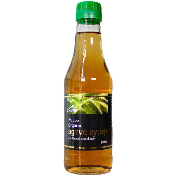 Organic Agave Syrup (240ml)