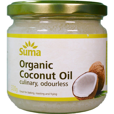 Coconut Oil - Culinary (320g)