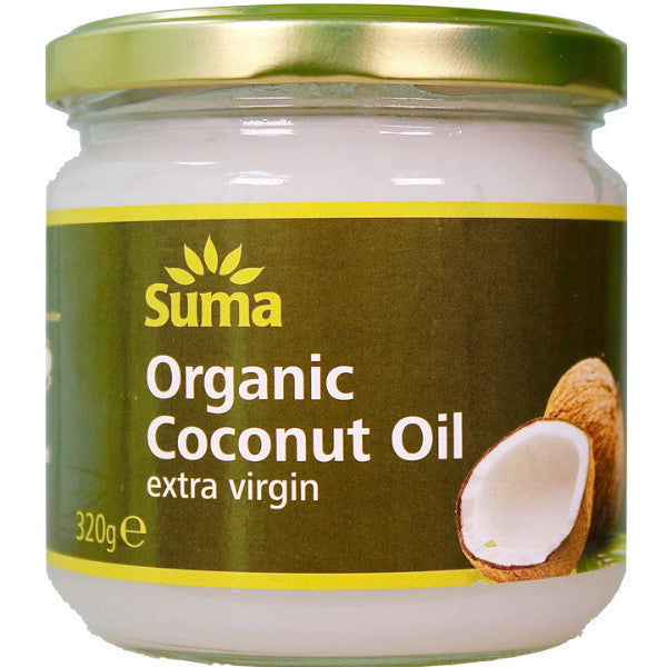 Suma Coconut Oil - Extra Virgin 320g