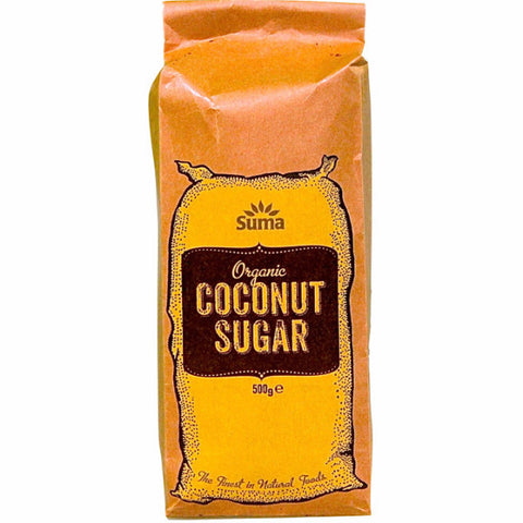 Coconut Palm Sugar Organic (500g)