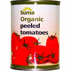 Whole Peeled Tomatoes Organic (400g)