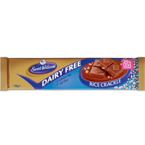 Chocolate with Rice Crackle (50g)