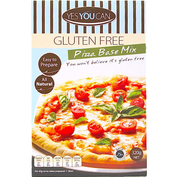 Yes You Can Pizza Base Mix 320g